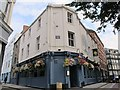 NZ2463 : The Forth Hotel, Pink Lane, NE1 (2) by Mike Quinn