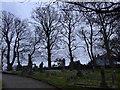 SD3074 : Holy Trinity, Bardsea: churchyard (2) by Basher Eyre