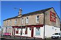 NS7862 : The Railway Inn, Lauchope Street, Chapelhall by Leslie Barrie