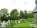 SN0003 : Cosheston Churchyard by welshbabe