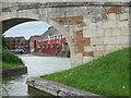 ST8559 : Hilperton Marina entrance from Kennet & Avon Canal by Ian Murfitt