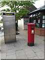TM1179 : Mere Street George VI Postbox by Adrian Cable