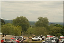 TQ3370 : View of the southeast from the Crystal Palace terrace #26 by Robert Lamb