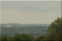 TQ3370 : View of the southeast from the Crystal Palace terrace #36 by Robert Lamb