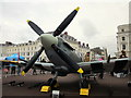 SH7882 : Spitfire BS435 - F-FY at the Llandudno Air Show 2015 by Jeff Buck
