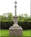 TM3197 : The war memorial in Seething by Evelyn Simak
