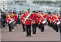 SH7882 : Marching Band at Llandudno by Jeff Buck