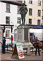 SD5192 : Kendal War Memorial by The Carlisle Kid