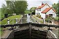 SK7291 : Gringley Top Lock by J.Hannan-Briggs