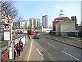 TQ5189 : St Edwards Way, Romford by Des Blenkinsopp