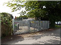 SY6889 : Weymouth Avenue electricity substation, Dorchester by Jaggery