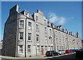 NJ9306 : Craigie Street, Aberdeen by Bill Harrison