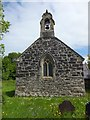 SH7776 : West aspect of St Benedict's Church by Richard Hoare
