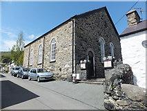 SH7572 : Zion Chapel, Rowen by Richard Hoare