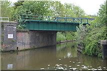 SK8975 : Foss Dyke Bridge - Saxilby by John M