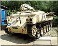 TM1793 : FV434 armoured repair vehicle by Evelyn Simak