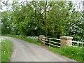 TL4432 : Meesden Bridge by Bikeboy