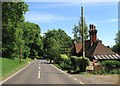TQ3431 : Beech Cottage, Selsfield Road by Simon Carey