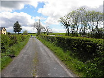 H5672 : Roeglen Road, Mullaghslin Glebe by Kenneth  Allen