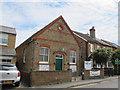 TQ0171 : Nursery in former chapel, Hummer Road, Egham by Stephen Craven