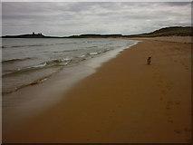 NU2422 : The Due, Embleton Bay by Carroll Pierce