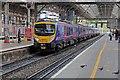 SD5328 : First TransPennine Express, Class 185, 185108, platform 5, Preston railway station by El Pollock