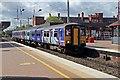 SD5805 : Northern Rail Class 150, 150276, Wigan North Western railway station by El Pollock