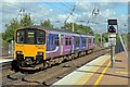 SD5805 : Northern Rail Class 150, 150115, Wigan North Western railway station by El Pollock