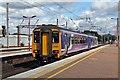 SD5805 : Northern rail Class 156, 156491, Wigan North Western railway station by El Pollock