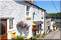 SX1254 : Cottages in Golant by Wayland Smith
