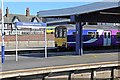 SD3136 : Northern Rail Class 150, 150117, Blackpool North railway station by El Pollock
