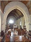 SS6243 : Inside St Thomas, Kentisbury (O) by Basher Eyre