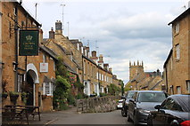 SP1634 : High Street Blockley by Roger Davies