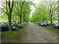 SD6113 : The driveway at the Anderton Centre by Ian S