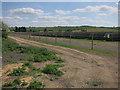 TL3842 : Solar farm, Muncey's Farm by Hugh Venables