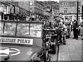 SD7916 : Wartime Weekend, Bridge Street Ramsbottom by David Dixon