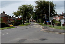 SU3521 : Malmesbury Road, Romsey by Jaggery