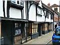 SU9677 : 47-49 High Street, Eton, Windsor, Berkshire by Brian Robert Marshall