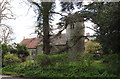 TM4274 : St Peter, Thorington by John Salmon