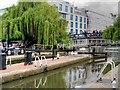 TQ2884 : Hampstead Road Lock (aka Camden Lock) by David Dixon