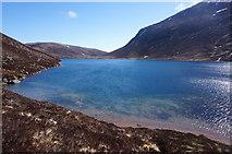 NJ0102 : Loch Avon or Loch A' an by jeff collins