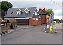 SU3521 : Southern end of Alma Road, Romsey by Jaggery