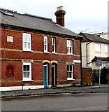 SU3521 : Queen's Terrace, Romsey by Jaggery