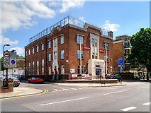 TQ3283 : The Hoxton Centre by David Dixon