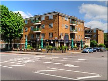 TQ3283 : The Beehive, Hackney by David Dixon