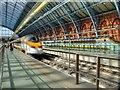 TQ3083 : Eurostar Terminal at St Pancras International by David Dixon