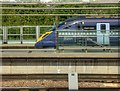 TQ2983 : Javelin High Speed Train at St Pancras International by David Dixon