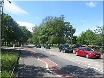 NT2572 : Melville Drive, Edinburgh by Graham Robson