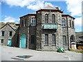 SH6945 : Former Town Hall, Blaenau Ffestiniog by Christine Johnstone