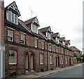 SU4830 : 27-30 Hyde Street, Winchester by Stephen Richards